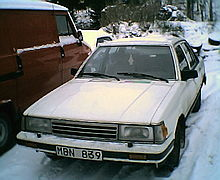 Daihatsu Charmant 1981 - 1987 Sedan #2