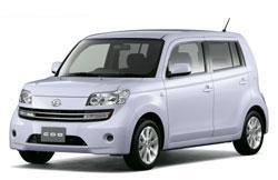 Daihatsu Coo 2006 - 2013 Microvan #5