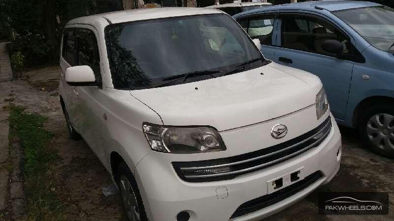 Daihatsu Coo 2006 - 2013 Microvan #2