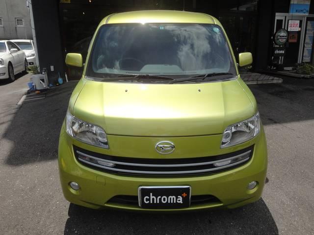 Daihatsu Coo 2006 - 2013 Microvan #1