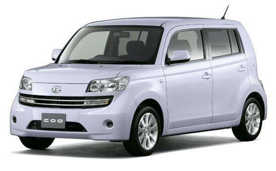 Daihatsu Coo 2006 - 2013 Microvan #7