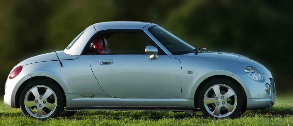 Daihatsu Mini Cooper Automobil Bildideen