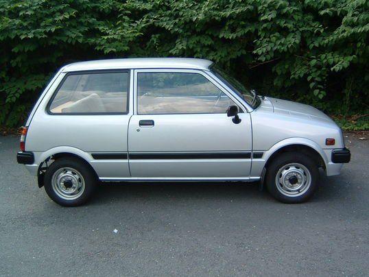 Daihatsu Cuore I  L55  1980