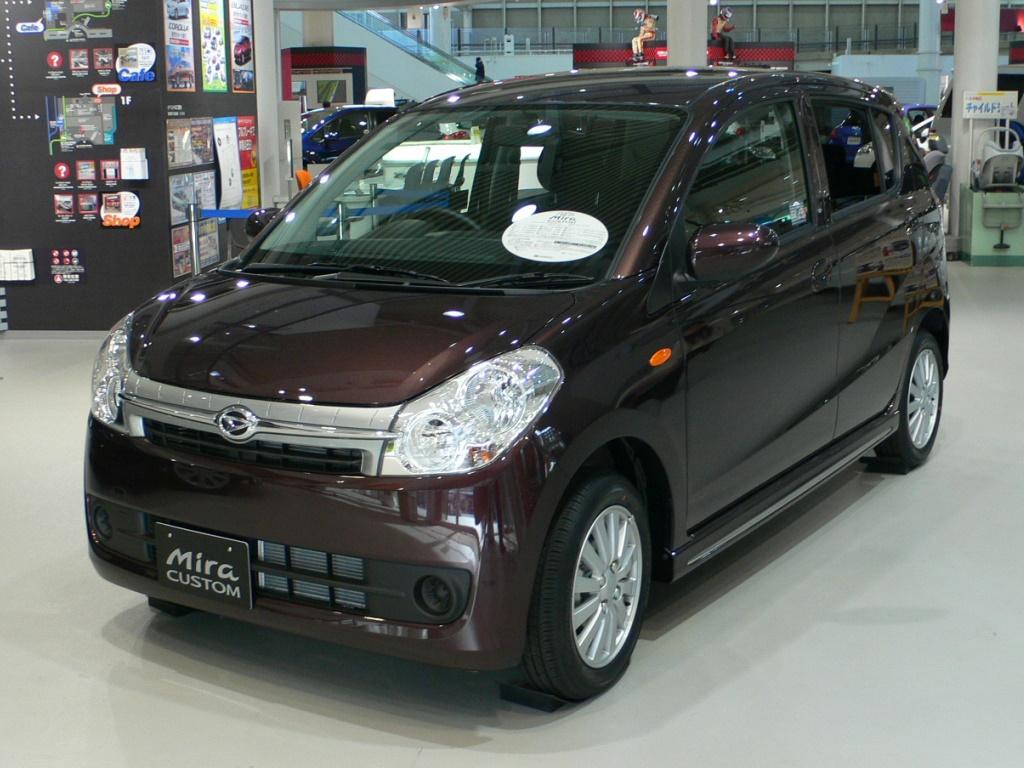 Daihatsu Cuore VII (L276) 2007 - 2012 Hatchback 5 door #8