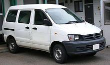 Daihatsu Delta Wagon II 1986 - 1996 Minivan #5