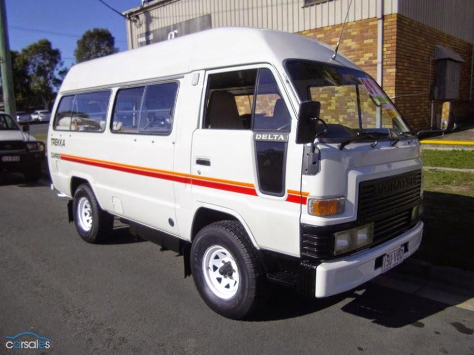 Daihatsu Delta Wagon II 1986 - 1996 Minivan #3