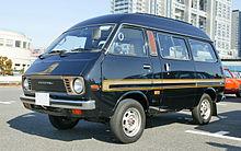 Daihatsu Delta Wagon II 1986 - 1996 Minivan #8