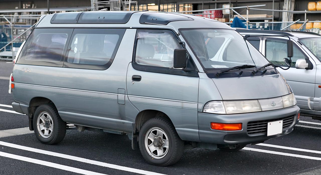 Daihatsu Delta Wagon II 1986 - 1996 Minivan #6