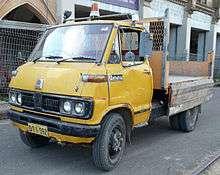 Daihatsu Delta Wagon III 1996 - 2001 Compact MPV #2