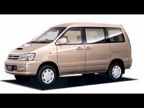 Daihatsu Delta Wagon III 1996 - 2001 Compact MPV #6