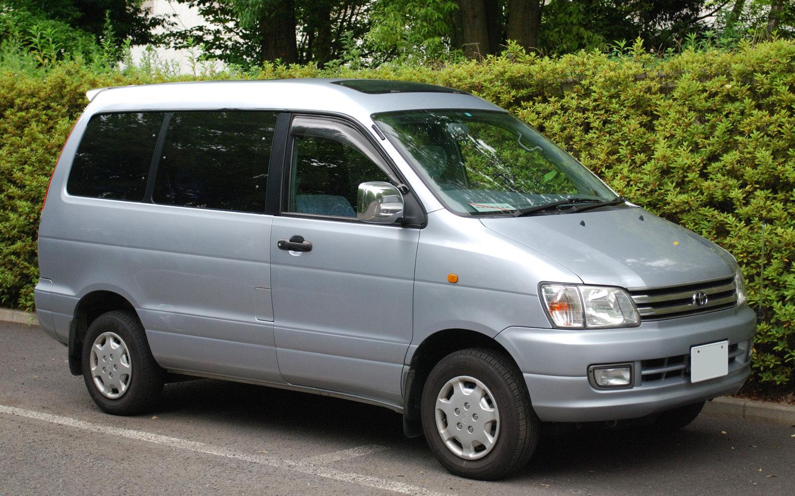 Daihatsu Delta Wagon III 1996 - 2001 Compact MPV #5
