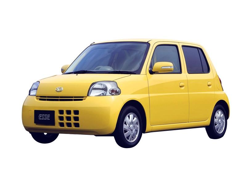 Daihatsu Esse 2005 - 2011 Hatchback 5 door #4
