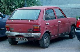 Daihatsu Fellow I 1966 - 1970 Sedan 2 door #2