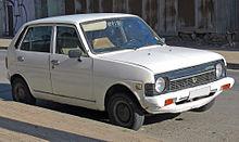 Daihatsu Fellow I 1966 - 1970 Sedan 2 door #1