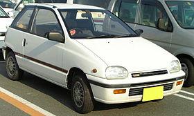 Daihatsu Leeza I 1986 - 1993 Cabriolet #8