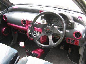 Daihatsu Leeza I 1986 - 1993 Cabriolet #6