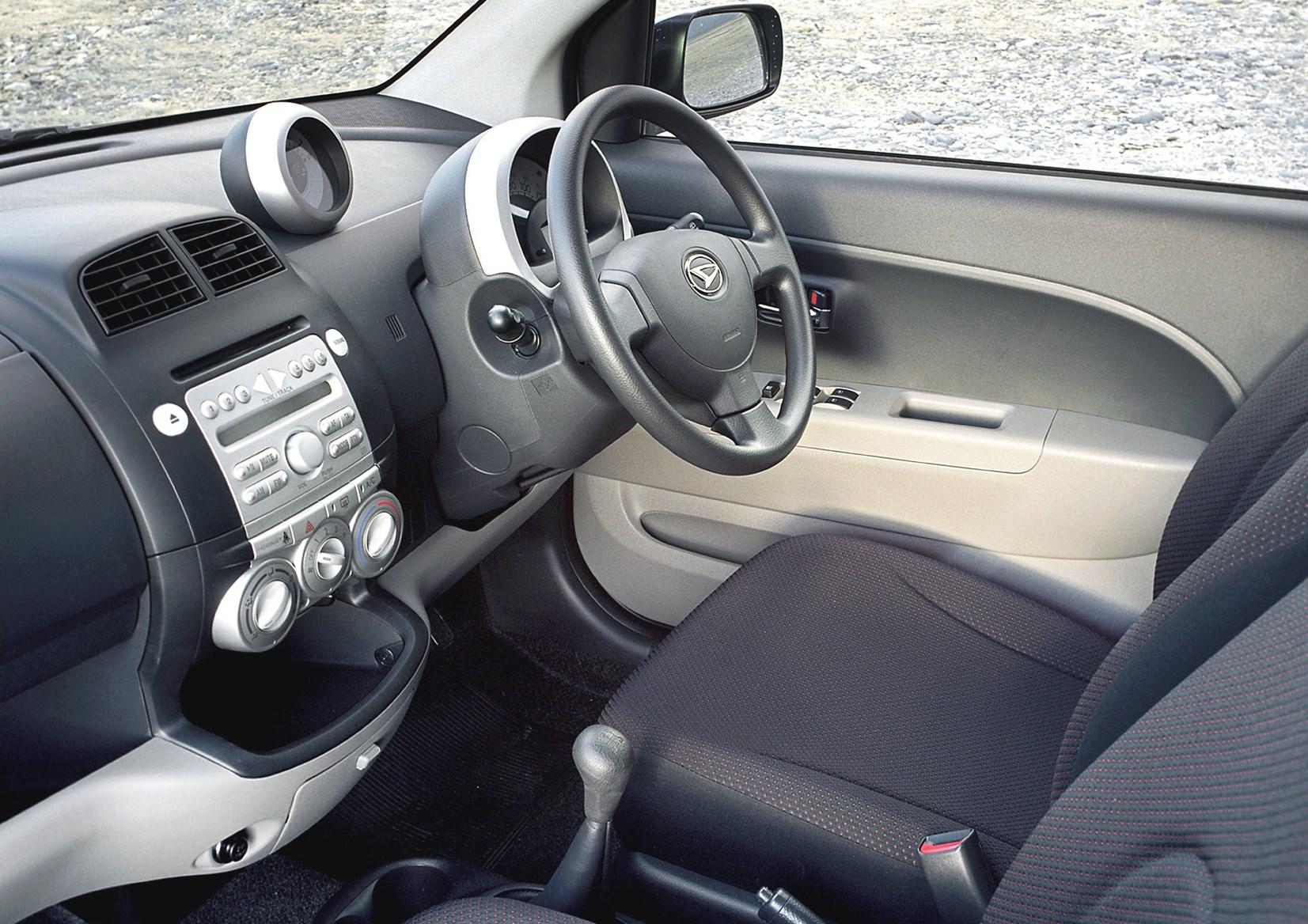 Daihatsu Materia 2006 - 2013 Hatchback 5 door #3
