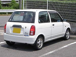 Daihatsu Mira IV 1994 - 1998 Hatchback 5 door #2