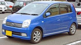 Daihatsu Mira IV 1994 - 1998 Hatchback 5 door #1