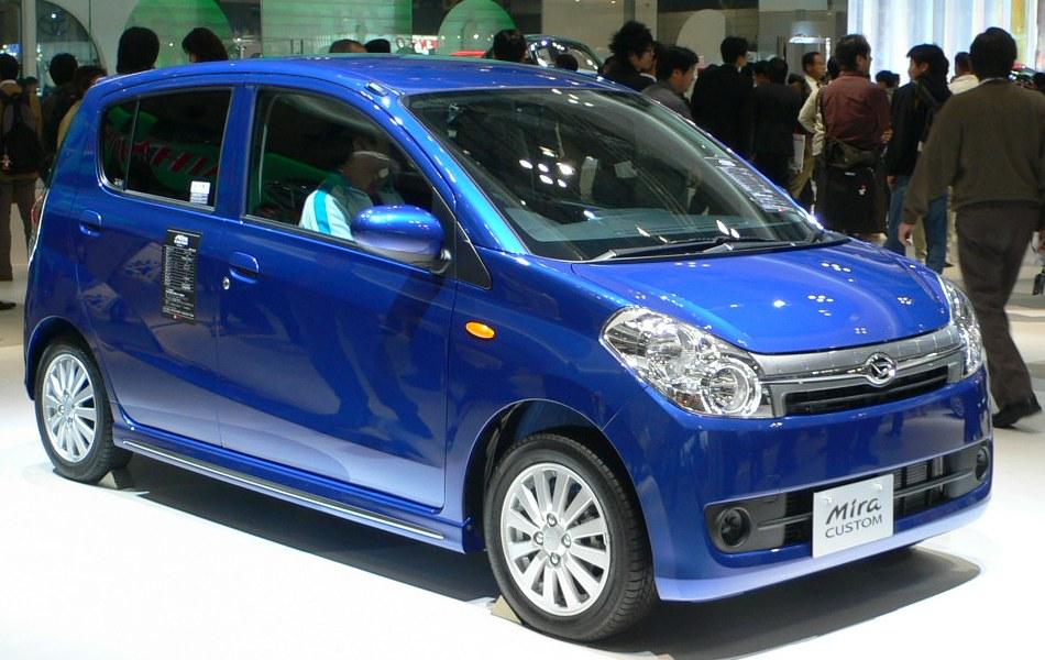 Daihatsu Mira VII 2006 - now Hatchback 3 door #3