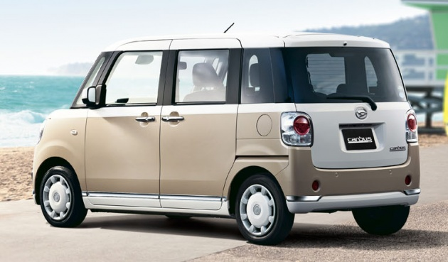 Daihatsu Move Canbus I 2016 - now Microvan #1