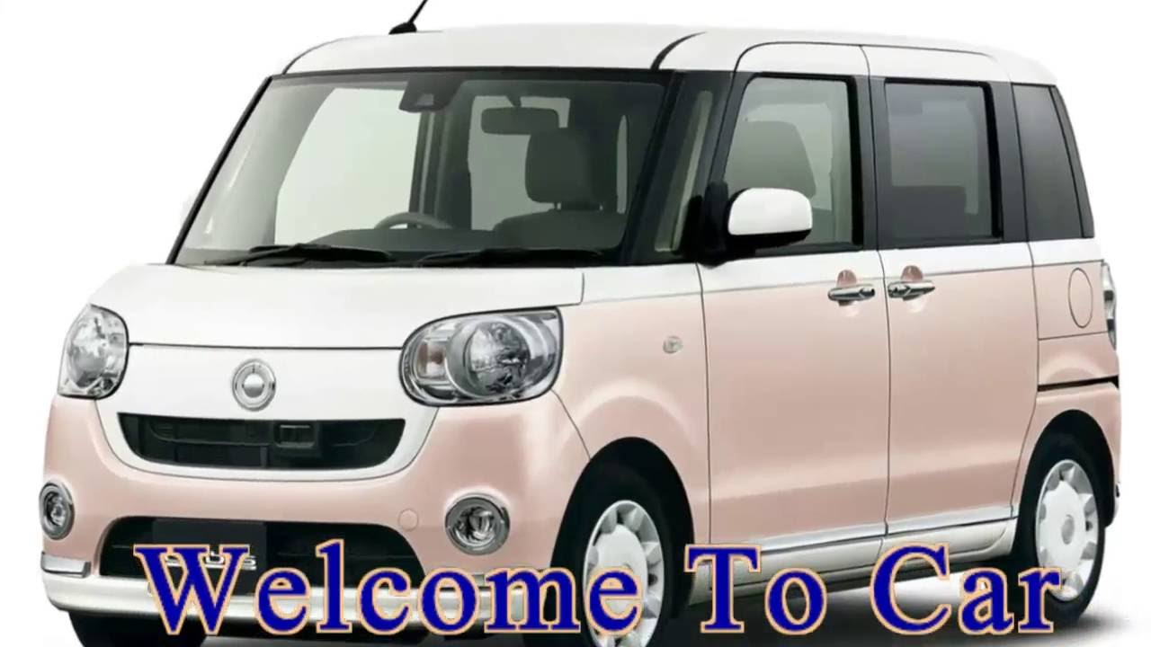 Daihatsu Move Canbus I 2016 - now Microvan #3