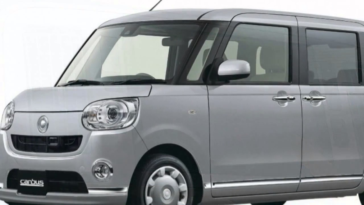 Daihatsu Move Canbus I 2016 - now Microvan #8