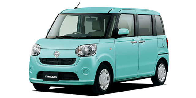 Daihatsu Move Canbus I 2016 - now Microvan #5