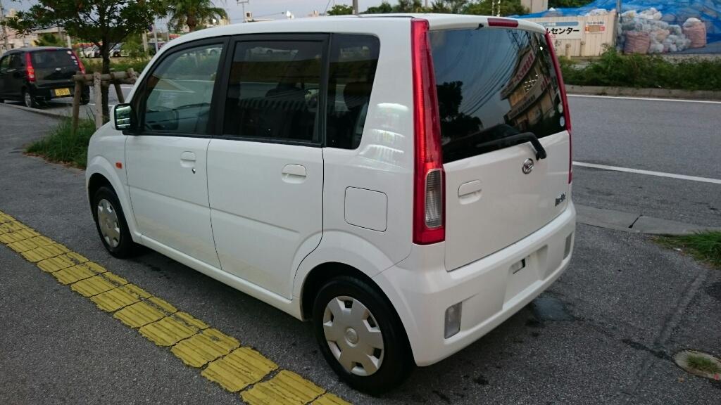 Daihatsu Move I 1995 - 1998 Microvan #2