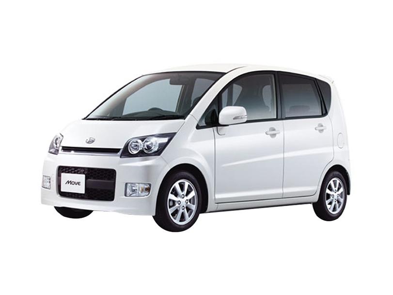Daihatsu Move V 2010 - 2014 Microvan #6
