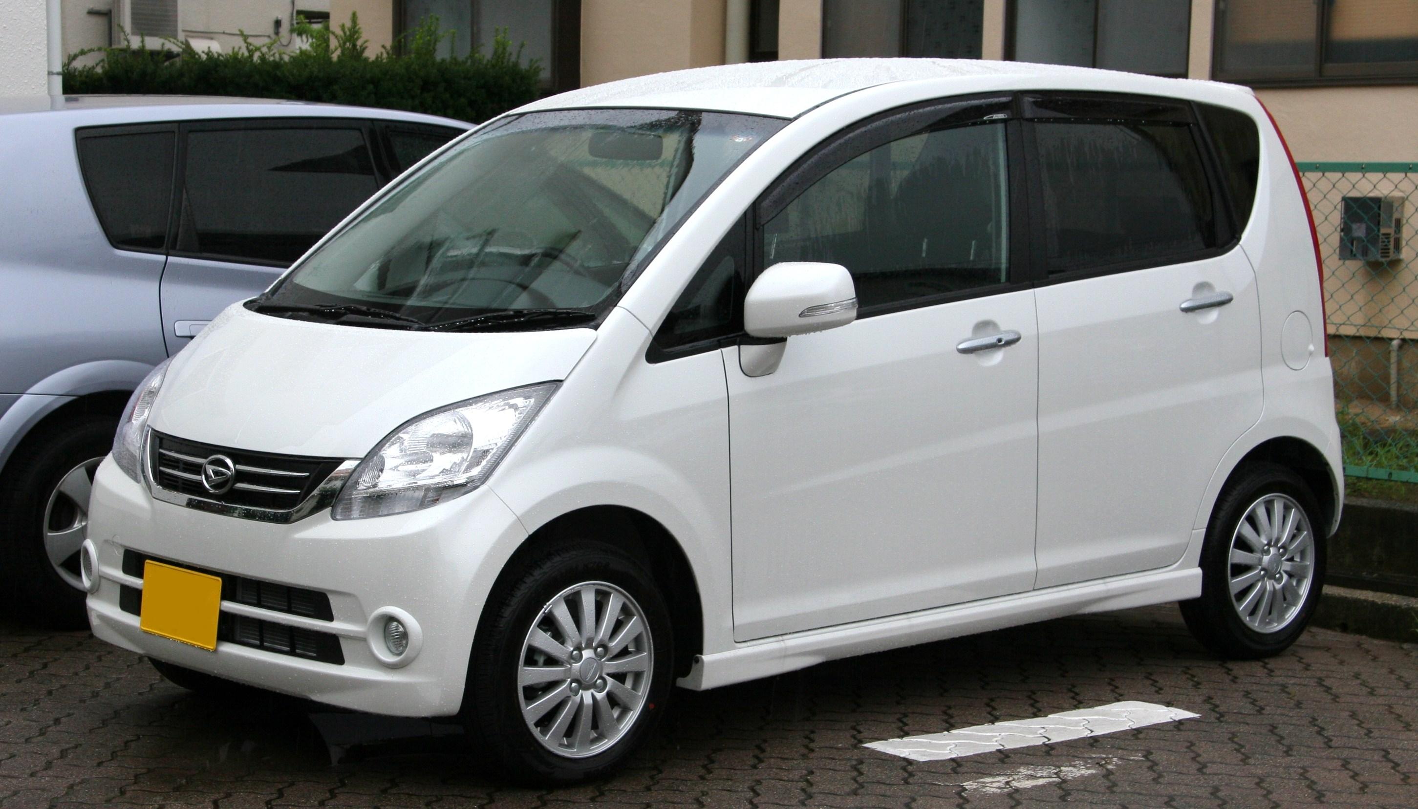 Daihatsu Move Latte 2004 - 2009 Microvan #4