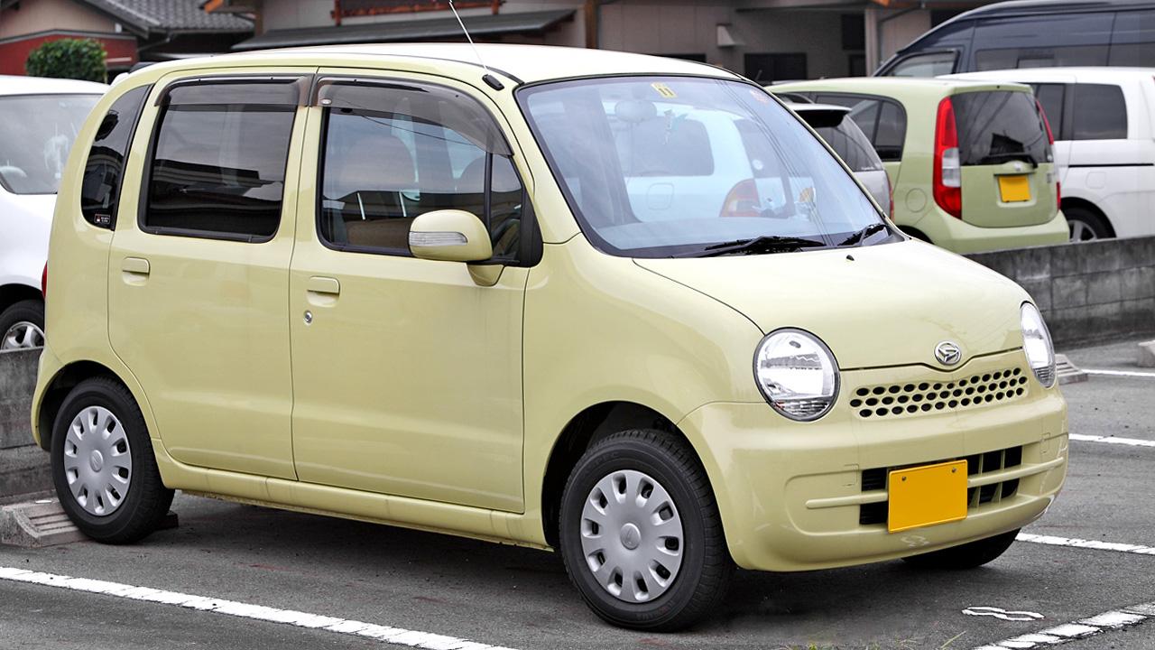 Daihatsu Move Latte 2004 - 2009 Microvan #7