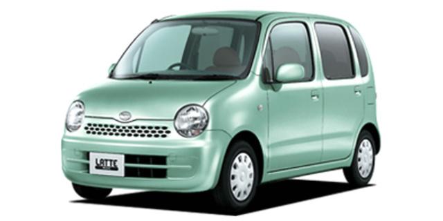 Daihatsu Move Latte 2004 - 2009 Microvan #6