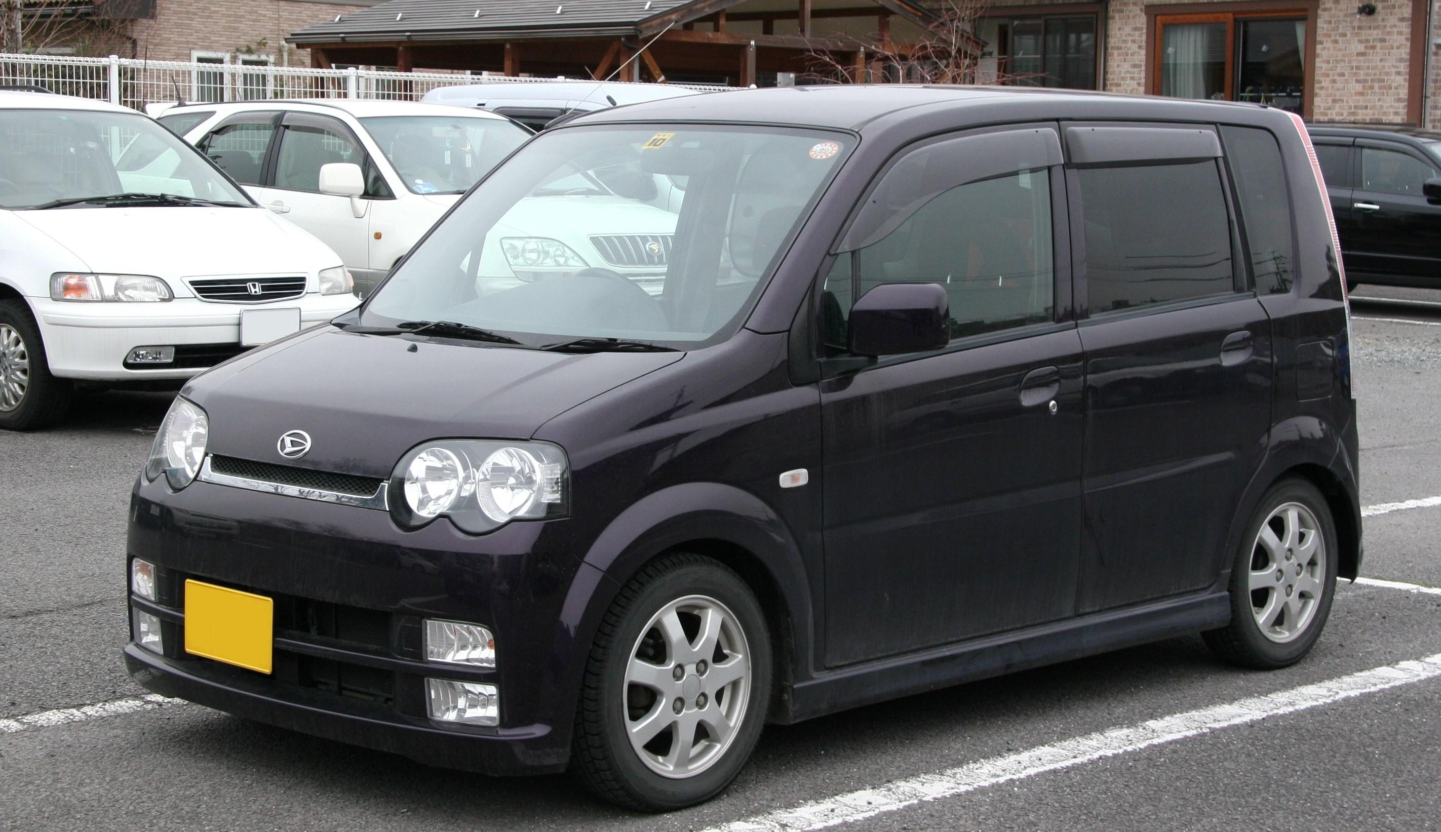 Daihatsu Move Latte 2004 - 2009 Microvan #2
