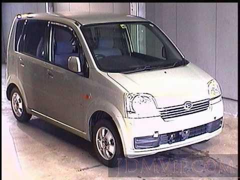 Daihatsu Move V 2010 - 2014 Microvan #7
