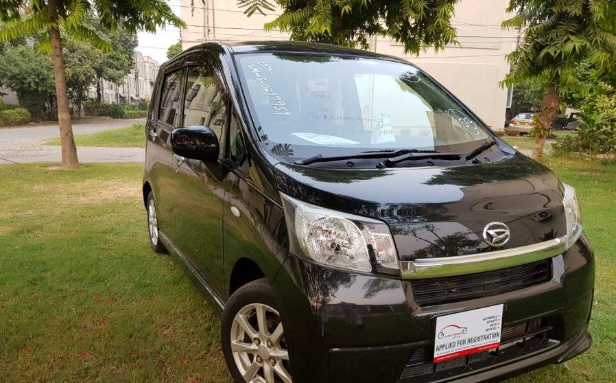 Daihatsu Move V 2010 - 2014 Microvan #1