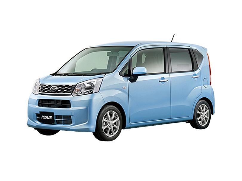Daihatsu Move V 2010 - 2014 Microvan #5