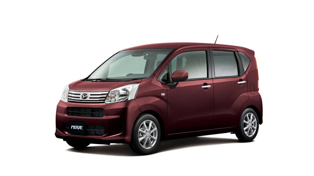 Daihatsu Move VI 2014 - now Microvan #3