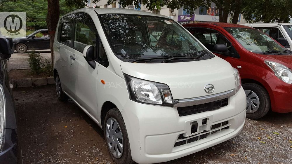 Daihatsu Move VI 2014 - now Microvan #7