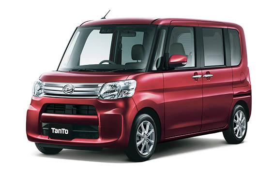 Daihatsu Tanto I 2003 - 2007 Microvan #3