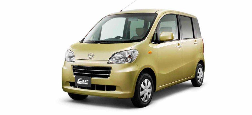 Daihatsu Tanto I 2003 - 2007 Microvan #1