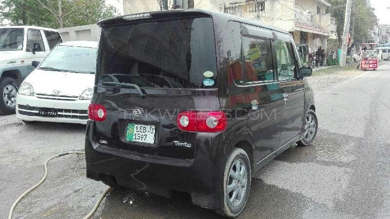 Daihatsu Tanto I 2003 - 2007 Microvan #2