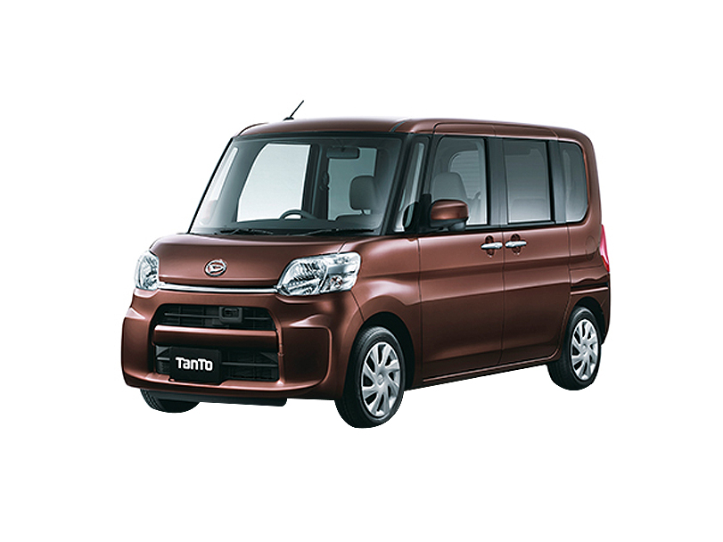 Daihatsu Tanto I 2003 - 2007 Microvan #5
