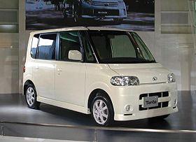 Daihatsu Tanto I 2003 - 2007 Microvan #8