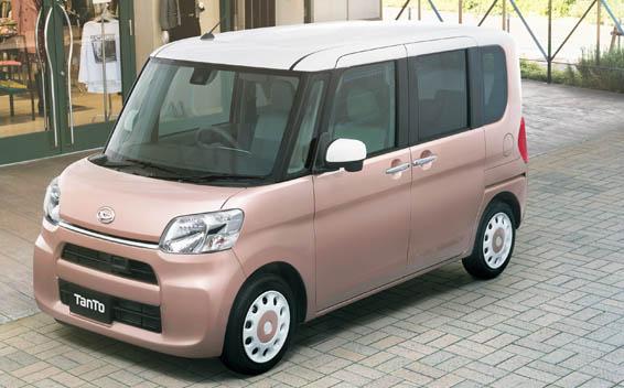 Daihatsu Tanto I 2003 - 2007 Microvan #7