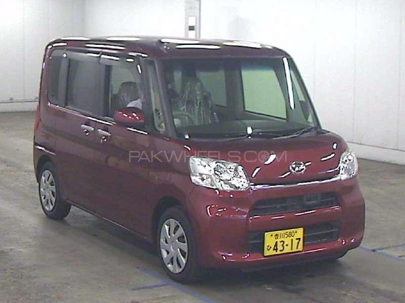 Daihatsu Tanto I 2003 - 2007 Microvan #6