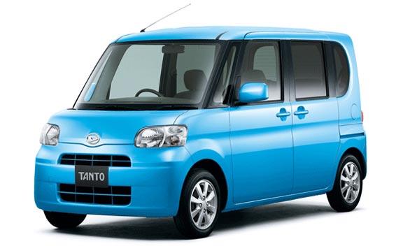 Daihatsu Tanto I 2003 - 2007 Microvan #4