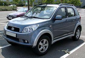 Daihatsu Terios I 1997 - 2012 SUV 5 door #7