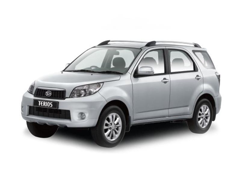 Daihatsu Terios I 1997 - 2012 SUV 5 door #5
