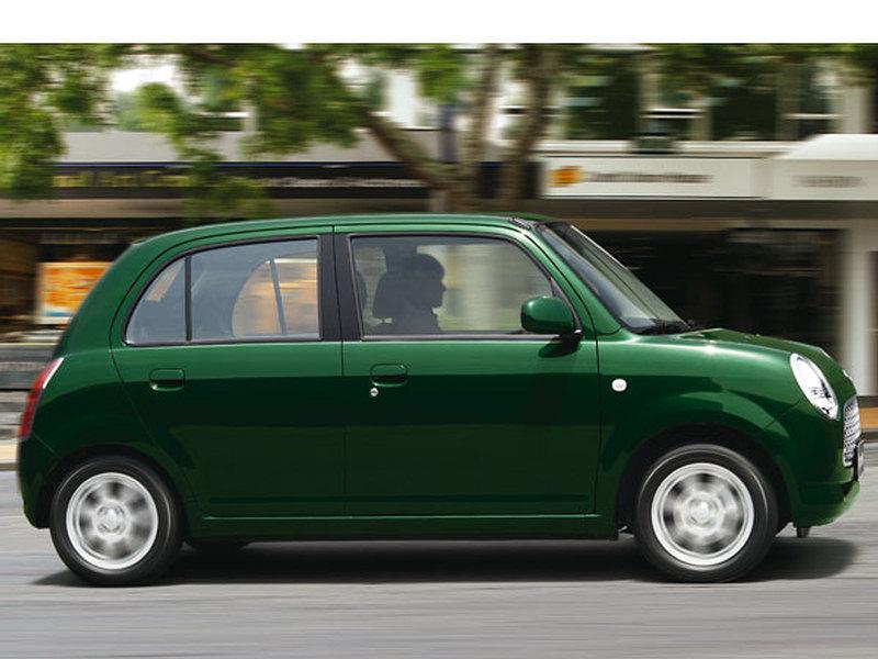 Daihatsu Trevis 2006 - 2011 Hatchback 5 door #4